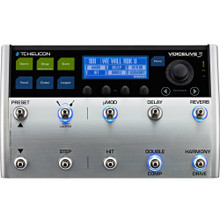TC HELICON VOICELIVE 3 Vocal & Guitar Looper FX Processor $20 Instant Off Use Promo Code: $20-OFF