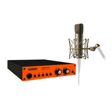 WARM AUDIO WA12 MKII/WA87 BUNDLE Studio Microphone & Preamp Package $30 Instant Coupon Use Promo Code: $30-OFF