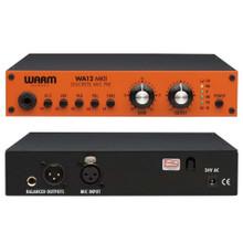 WARM AUDIO WA12 MKII Studio Microphone Preamp Processor $20 Instant Coupon Use Promo Code: $20-OFF