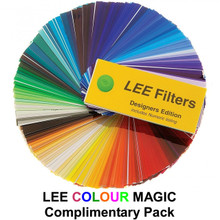"Lee Colour Magic Series Complementary Pack (12) 12"" x 10"" Filters"