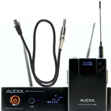 AUDIX AP41-GUITAR Wireless Rackmount System $15 Instant Coupon Use Promo Code: $15-OFF