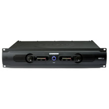 SAMSON SERVO 200 Rackmount 2 Space Installation Power Amplifier $5 Instant Coupon Use Promo Code: $5-OFF