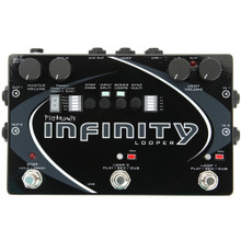 PIGTRONIX INFINITY LOOPER BUNDLE State of the Art Looping Guitar Pedal with Remote Switch $10 Instant Coupon Use Promo Code: $10-OFF