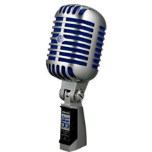 SHURE SUPER 55 Classic Remake of 1951 Industry Standard Vocal Mic $5 Instant Coupon Use Promo Code: $5-OFF