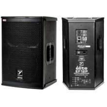 YORKVILLE EF12P Active 4800w Total Peak PA System Speaker Pair $100 Instant Coupon Use Promo Code: $100-OFF