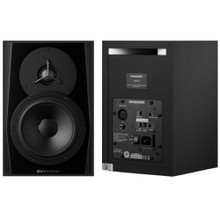 "DYNAUDIO LYD-5 BLACK 200w Total 5"" Bi-Amp Active Nearfield Studio Monitor Pair $30 Instant Coupon Use Promo Code: $30-OFF"
