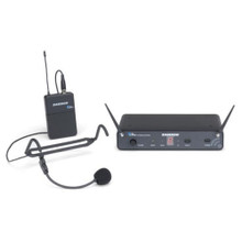 SAMSON CONCERT 88 SWC88BHS5-D Wireless Headset Mic System with Rackmount Kit $5 Instant Coupon Use Promo Code: $5-OFF