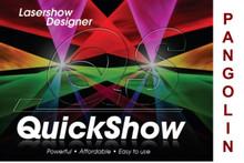 PANGOLIN FB3-QS QUICKSHOW Lasershow Designer Software Program $20 Instant Coupon Use Promo Code: $20-OFF