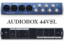 Presonus audiobox 44vsl 4 Channel USB interface $10 Instant Coupon use Promo Code: $10-OFF