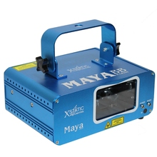 XStatic Maya BB X-LB200 unique blue dual beam Laser effect light $20 Instant Coupon use Promo Code: $20-OFF