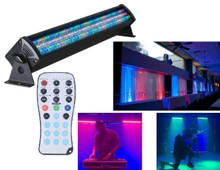 American DJ Mega bar RGBA compact linear LED fixture $5 Instant Coupon use Promo Code: $5-OFF
