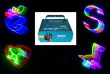 BLIZZARD KAPTIVATOR Animated RGB 3D Laser FX $15 Instant Coupon use Promo Code: $15-OFF