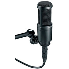 Audio Technica at2020-USB side address condenser computer recording mic $5 Instant Coupon use Promo Code: at2020USB