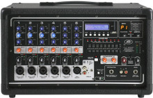PEAVEY PVi 6500 Bluetooth FX Powered Audio Mixer $5 Instant Coupon Use Promo Code: $5-OFF