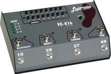 LIGHTRONICS FC816 16 Channel MIDI XLR Foot Light Controller $15 Instant Coupon Use Promo Code: $15-OFF