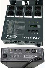ELATION CYBERPAK Multi-Function Dimmer Midi Controller $10 Instant Coupon Use Promo Code: $10-OFF