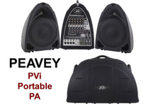 PEAVEY PVi Portable Compact 300w PA $25 Instant Coupon Use Promo Code: $25-OFF