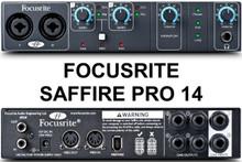 FOCUSRITE SAFFIRE PRO 14 Firewire Interface