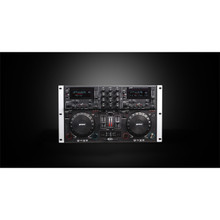 GEMINI CDMP-6000 Dual DJ Cd Mp3 Player Mixing Console $20 Instant Coupon use Promo Code: $20-OFF