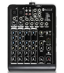 RCF L-PAD 6X Compact 6 Channel FX Mixing Console