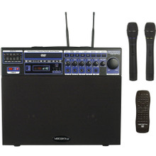 VOCOPRO DVDSOUNDMAN Portable Wireless Karaoke System $10 Instant Coupon Use Promo Code: $10-OFF