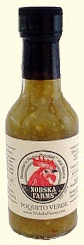 Poquito Verde™ Hot Sauce (1.7 oz)