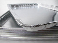 Foil Baking Trays - Pack of 20  #7000