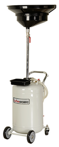 Lubeworks Air Operated Waste Oil Drain 17 Gallon