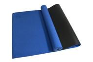 Sublime Eco-Yoga Mat 2 Tone Blue 6mm