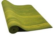 Boho Yoga Mat Lime Green 4.5mm