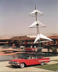 1960 Chevrolet Impala Convertible Poster