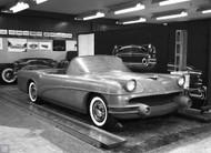 Buick Studio Wildcat III Concept Car Poster