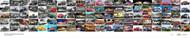 Chevrolet Trucks 1918 - 2018 Mural Poster
