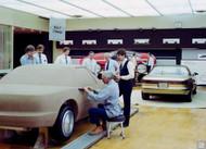 GM Advanced Design Studio 1983 Poster