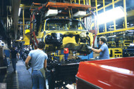 1979 Chevrolet Pickup Assembly Plant Poster