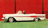 1957 Pontiac Star Chief  Poster