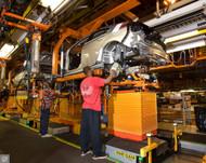 Chevrolet Volt Assembly Plant Poster