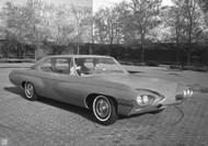 1961 Pontiac Studio Concept Poster