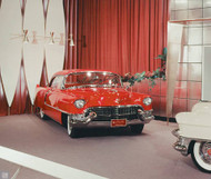 1955 Motorama Cadillac Display Poster