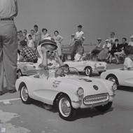 1956 Daytona Race Week Poster