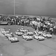 1956 Daytona Race Week II Poster