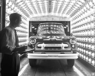 Chevrolet Flint Assembly Plant Poster