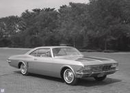 1963 Chevrolet Impala Concept Poster