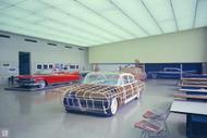 1957 Cadillac Studio Poster