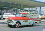 1959 Nickey Chevrolet Poster