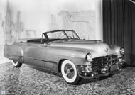 Cadillac El Rancho 1949 Poster