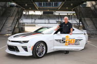 2017 Camaro SS Pace Car  Poster