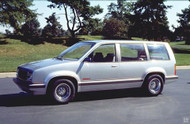 1979 Chevrolet Nomad Concept Poster