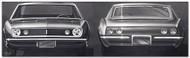 Camaro 1967 Airbrush Banner