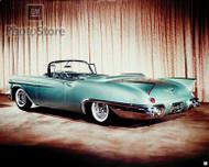 1957 Cadillac Eldorado Biarritz Poster